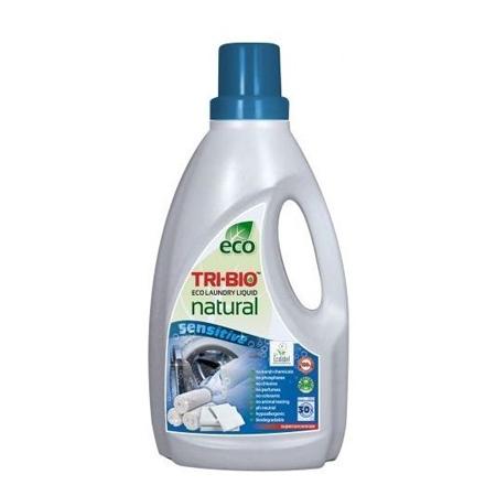 Натуральная эко жидкость для стирки sensitive tri-bio (TRI-BIO)