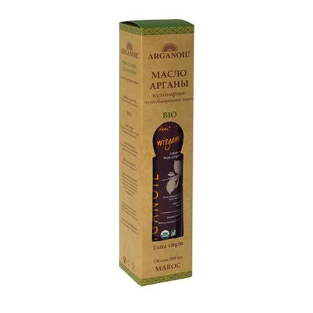 Масло арганы пищевое из необжаренных зёрен argana