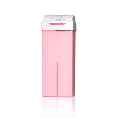 Воск розовый в картридже color cristaline