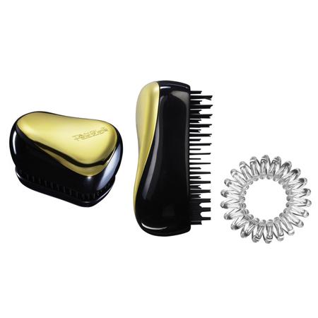 Подарочный набор для волос: расческа tangle teezer + резинка invisibobble (Деошоп)
