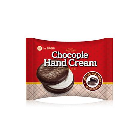 Крем для рук chocopie cookies  cream the saem