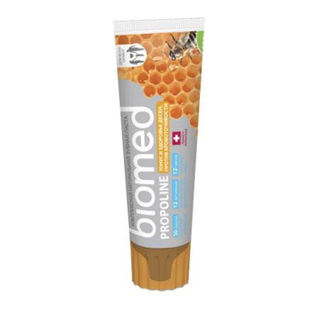 Зубная паста propoline тонус и здоровье десен biomed (Biomed)