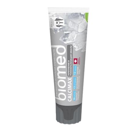 Зубная паста calcimax укрепление и реминерализация эмали biomed (Biomed)