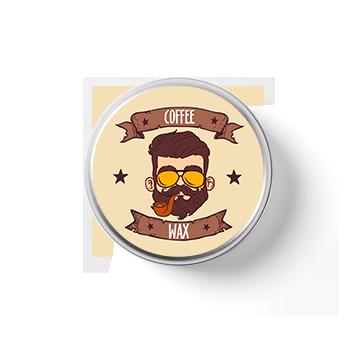 Воск для усов coffee бородист