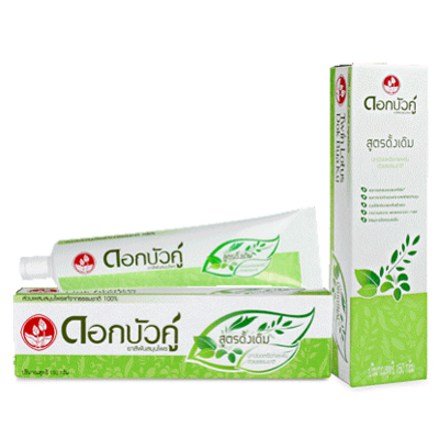 Зубная паста herbal original 40 гр twin lotus (Twin Lotus)