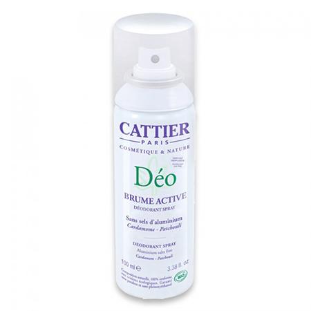 Дезодорант-спрей brume active (Cattier)