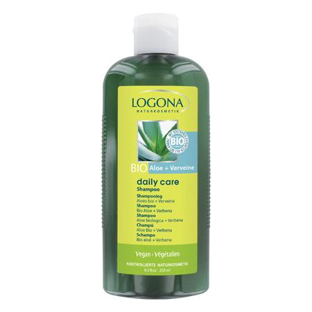 Шампунь с био-алоэ и вербеной daily care logona (Logona)