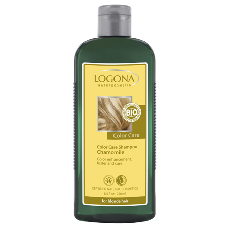 Color care шампунь с ромашкой logona (Logona)