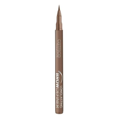 Маркер для бровей longlasting brow definer (тон 040) browdly presents  catrice