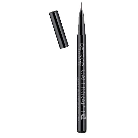 Подводка для глаз ultra slim eyeliner pen (тон 010) catrice (Catrice)