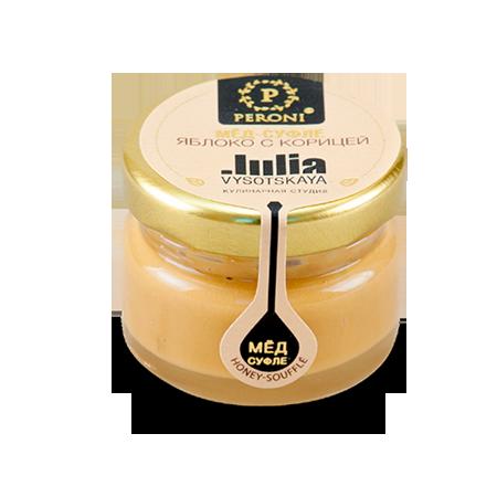 Мёд-суфле яблоко с корицей 30 мл peroni honey