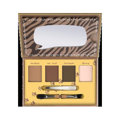 Набор для макияжа бровей how to make brows wow essence
