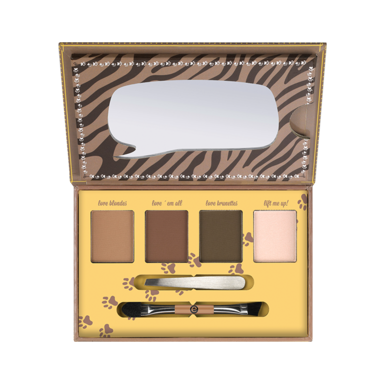 Набор для макияжа бровей how to make brows wow essence (Essence)