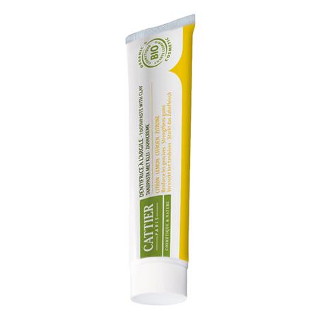 Зубная паста дентаржиль лимонная против кровоточивости и воспаления десен (75 мл) cattier (Cattier)