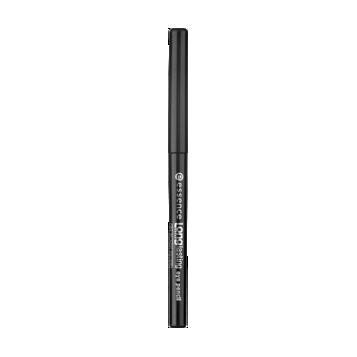 Карандаш для глаз (тон 01) черный long lasting essence (Essence)