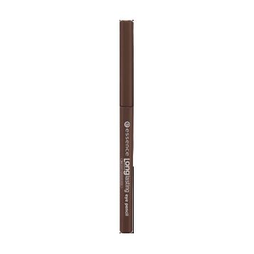 Карандаш для глаз (тон 02) коричневый long lasting essence (Essence)