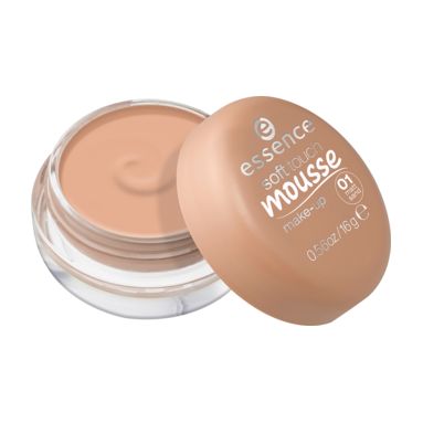 Мусс тонирующий (тон 1) sand soft touch matt mousse essence (Essence)