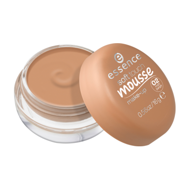 Мусс тонирующий (тон 2) beige soft touch matt mousse essence (Essence)