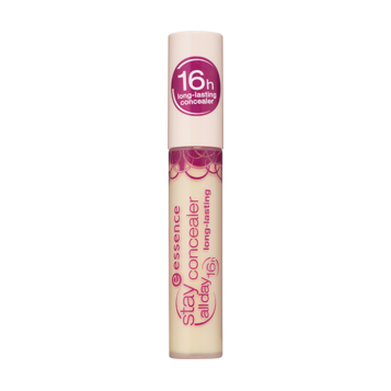 Консилер (тон 10) natural beige stay all day 16h long-lasting essence