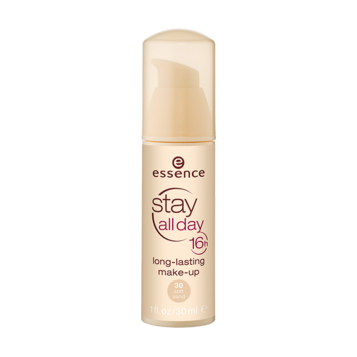 Тональная основа (тон 30) soft sand stay all day 16h long-lasting essence (Essence)