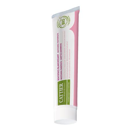 Зубная паста эриден отбеливающая для чувствительных десен (75 мл) cattier