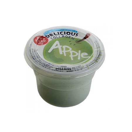 Маска для лица коллагеновая яблоко urban dollkiss delicious collagen modeling pack baviphat (Baviphat)