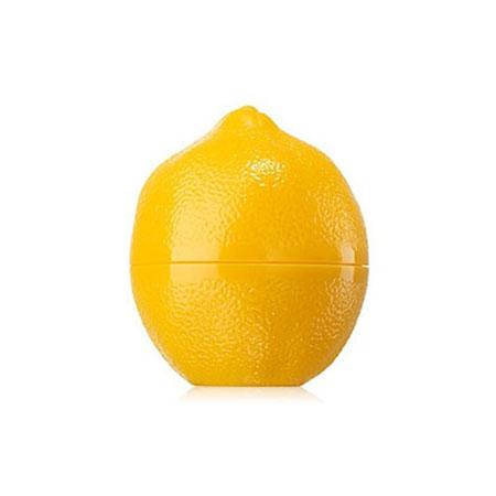 Крем для рук лимонный пунш fruits punch hand cream [lemon] the saem (The Saem)