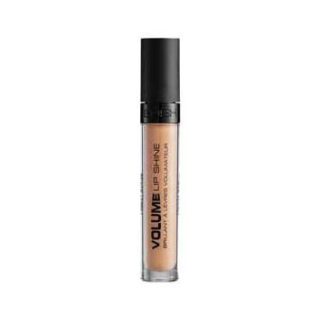 Блеск для губ volume lip shine (тон 08) nude gosh (GOSH)