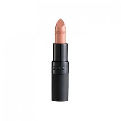 Помада для губ velvet touch lipstick matt (тон 001) baby lips gosh (GOSH)