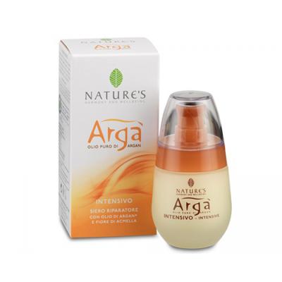 Arga интенсивная восстанавливающая сыворотка intensive repairing serum natures