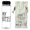 Бутылка My Bottle TvShop