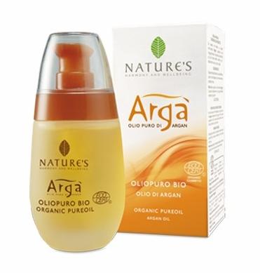 Arga чистое масло арганы bio pureoil natures