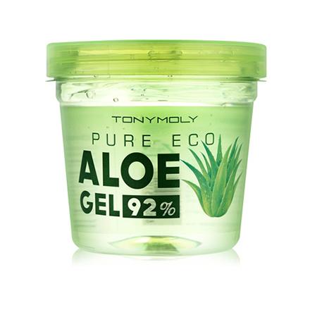 Многофункциональный гель алоэ для лица и тела pure eco aloe gel 2 tony moly (Tony Moly)