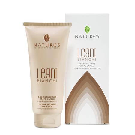 Legni bianchi шампунь-гель для душа (2 в 1) для чувствительной кожи natures (Natures)