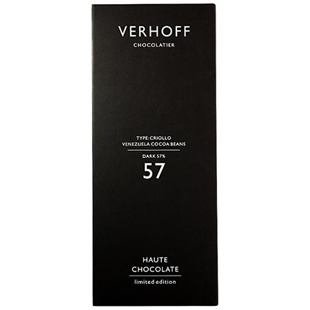 Темный шоколад 57% verhoff (VERHOFF)