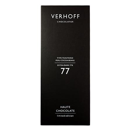 Темный шоколад 77% verhoff (VERHOFF)
