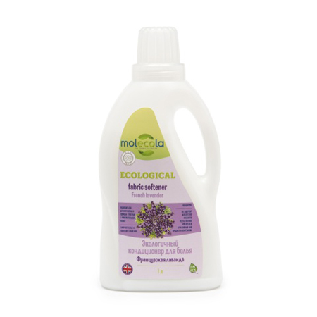 Кондиционер для белья french lavender французская лаванда экологичный molecola (Molecola)