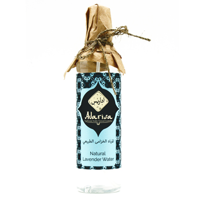 Гидролат лаванды (лавандовая вода) 100 мл adarisa