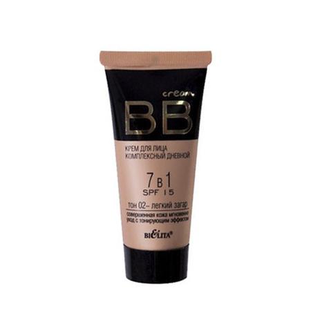 Белита -Витекс Bb крем для лица комплекс дневной 7 в 1 spf 15 (тон легкий загар) белита - витекс