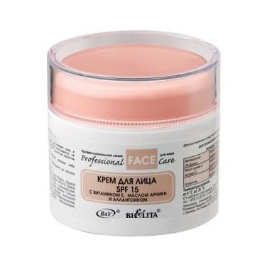 Крем для лица spf 15 с витамином е, маслом арники и аллантоином белита - витекс (Белита -Витекс)