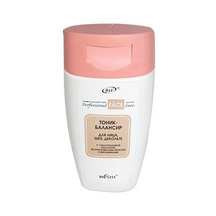 Тоник-балансир для лица, шеи, декольте с гиалуроновой кислотой, флорентийским ирисом и витаминами белита - витекс (Белита -Витекс)