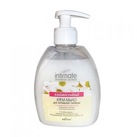 Крем-мыло для интимной гигиены с антимикробным триклозаном белита - витекс (Белита -Витекс)