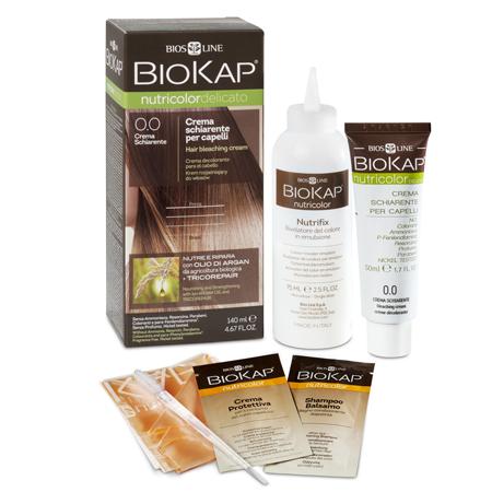 Осветляющий крем nutricolor delicato biokap (Biokap)