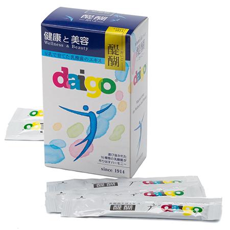 Органический продукт функционального питания daigo