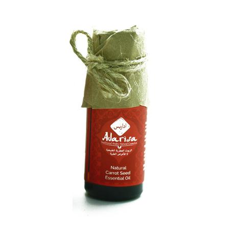 Эфирное масло семян моркови 10 мл adarisa