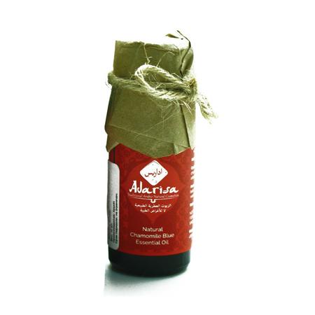 Эфирное масло ромашки голубой 10 мл adarisa (Adarisa)