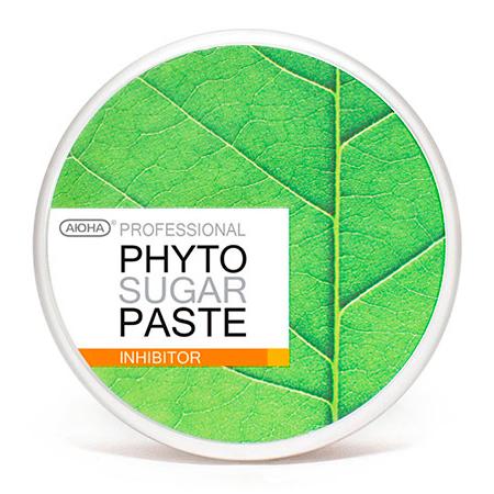 Фитопаста inhibitor для замедления роста волос (средне мягкая) 280 гр аюна