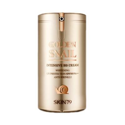 Бб крем с улиточным муцином и золотом skin79 (SKIN79)