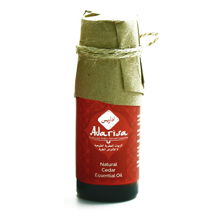 Эфирное масло кедра 10 мл adarisa
