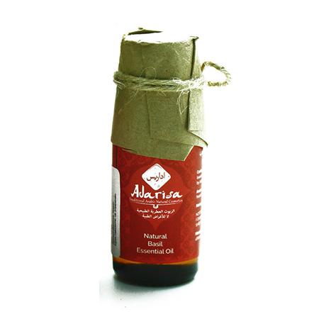 Эфирное масло базилика 10 мл adarisa